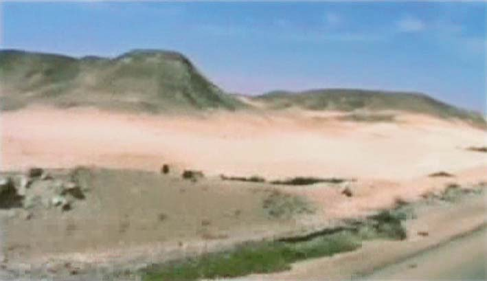Deserto NO2D, 2005. Video, Colour, Sound. 9'