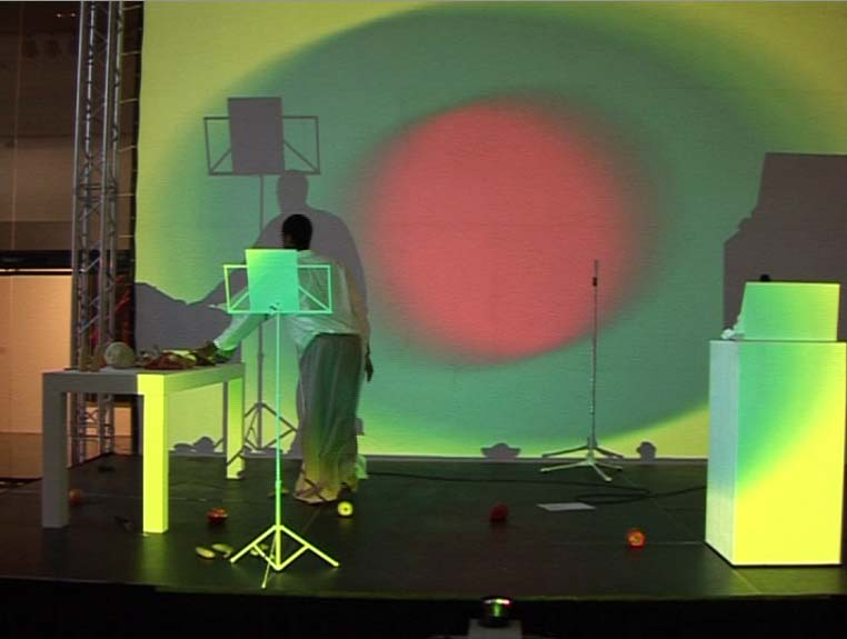 MypARTyYourHouse, 2006. Performed At IVAM Valencia, Spain