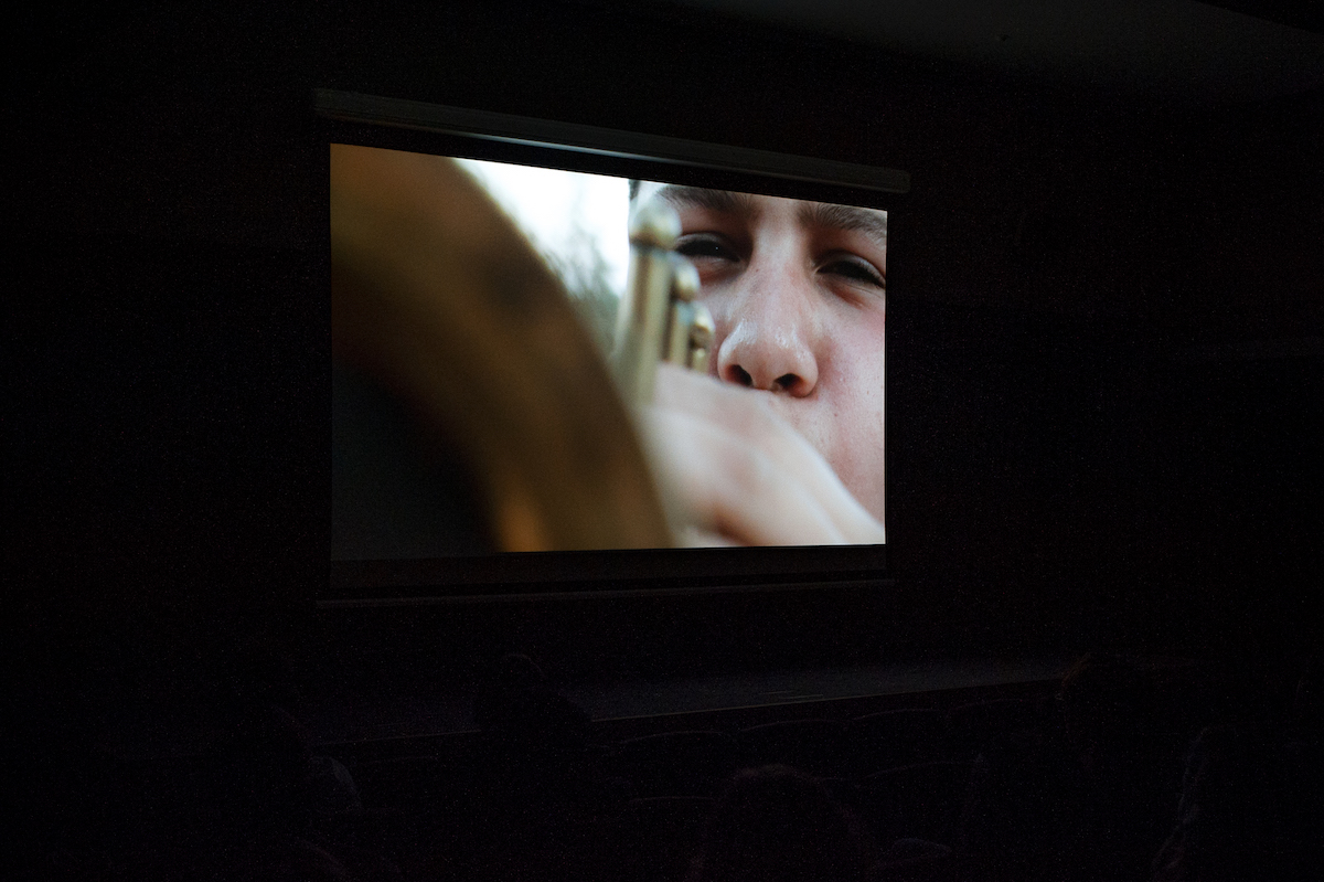 preview screening, EMST